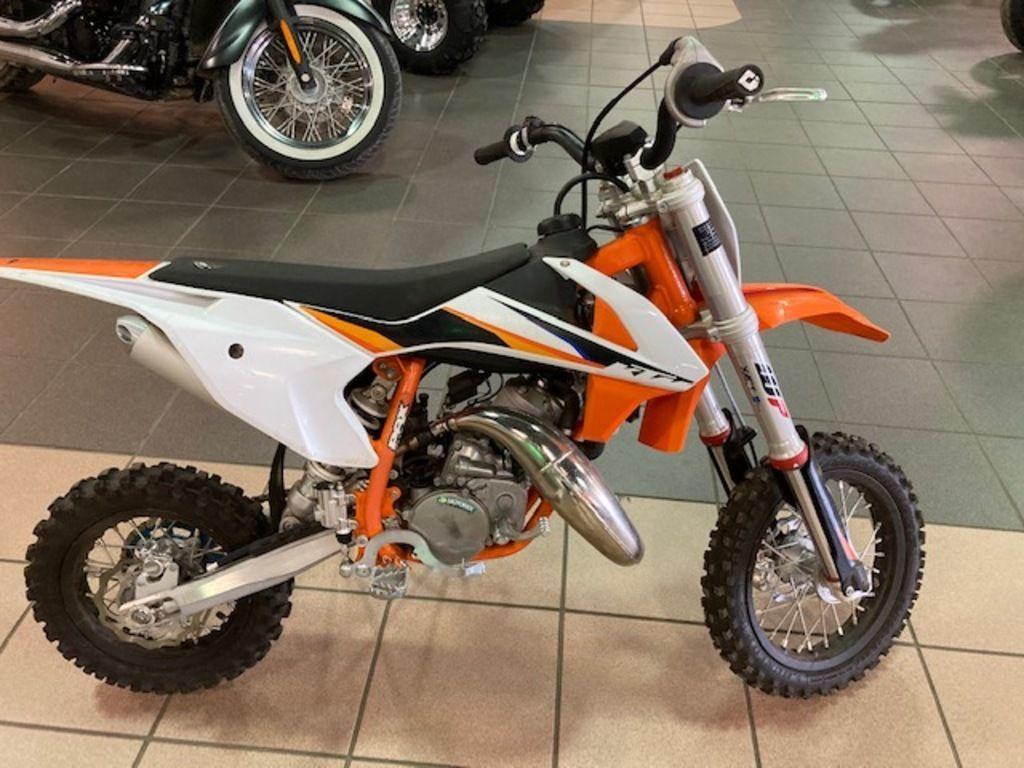 Photo Used 2021 KTM Dirt Bike Motorcycle  $4299
