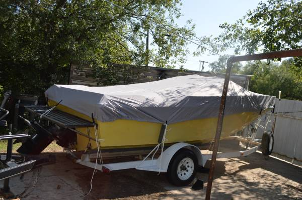 Photo boat for sale sky fish - $4,900 (San Angelo)