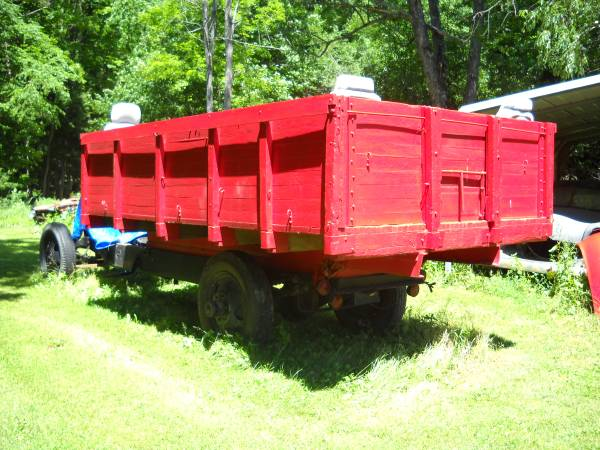 Photo 1946 Chevy Dump Truck - $2,000 (little meadows)