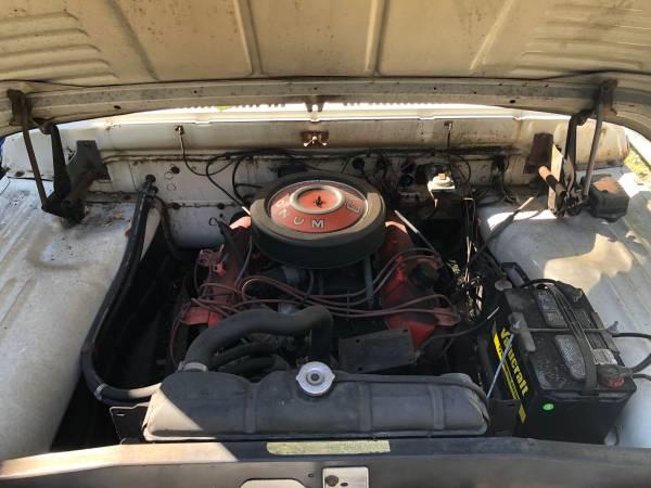 Photo 1968 Dodge D100 Adventurer - $7,500