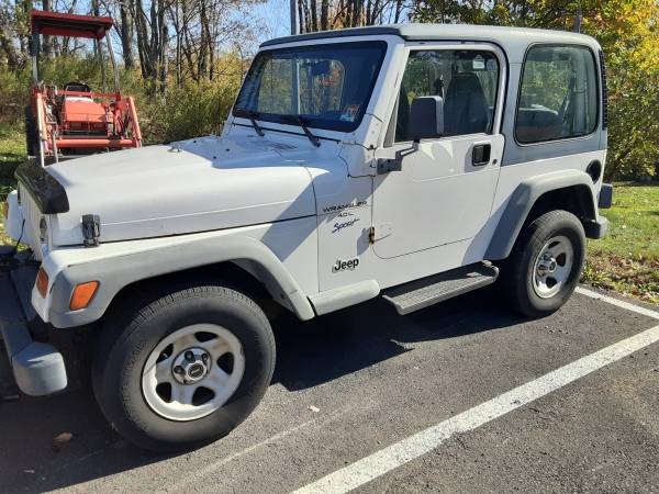 Photo 1997 Jeep Wrangler - $3,300 (Greene)