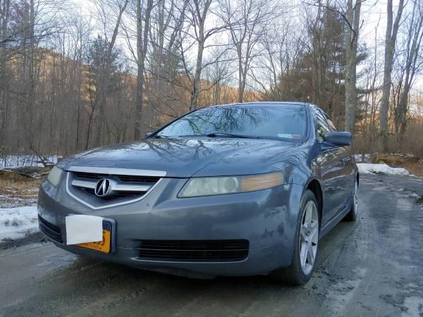 Photo 2004 Acura TL 3.2 Great Condition - $2995 (Hancock, NY)