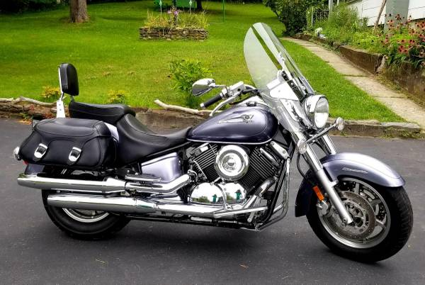 Photo 2007 Yamaha V Star XVS11W - $3,950 (Watkins Glen)