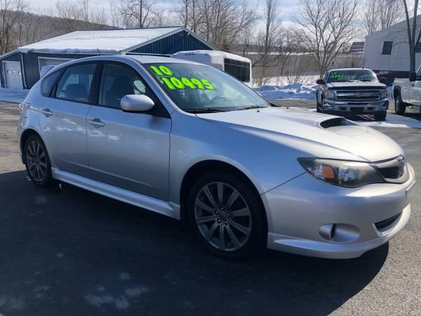 Photo 2010 Subaru Impreza WRX Hatchback AWD Turbocharged 1 Owner - $10,495 (Markhams Auto Sales)