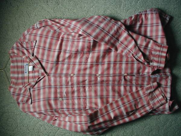 Photo 3 Lucky Brand Mens long sleeve button-down shirts size M - $50 (BINGHAMTON)