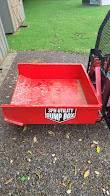 Photo 3 point Utility Dump Box - $525 (unadilla ny)