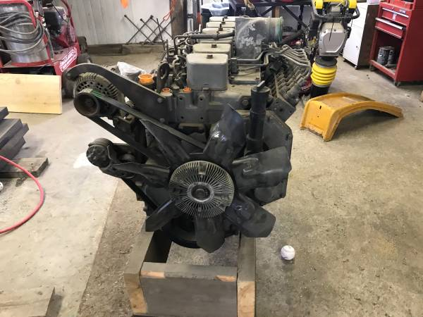 Photo 5.9 Cummins 12 valve - $3,500 (Ulster)