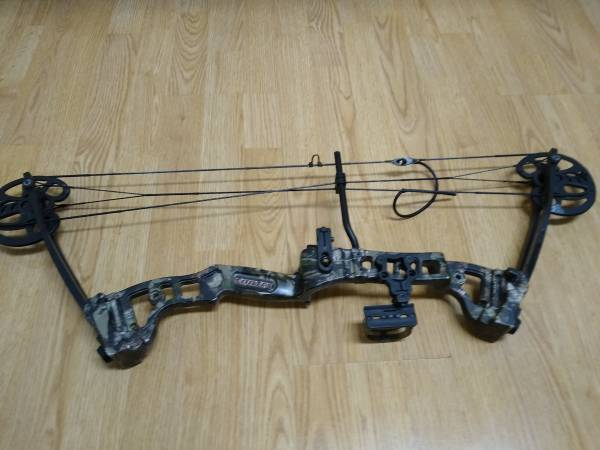 Photo Barnett Vortex Youth Archery Bow (Camo) - $60 (Vestal)