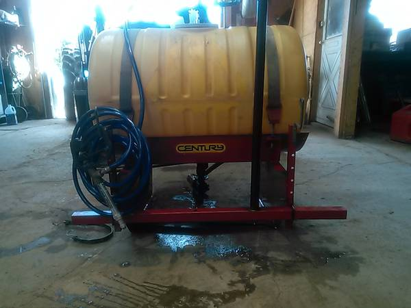 Photo Century 3 point Sprayer - $500 (weatherly)
