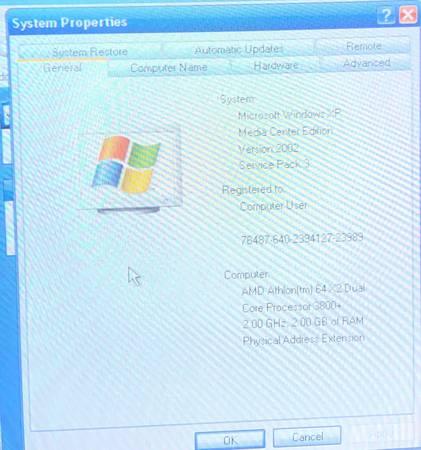 Photo Dell Dimension E521 - $40 (Apalachin)