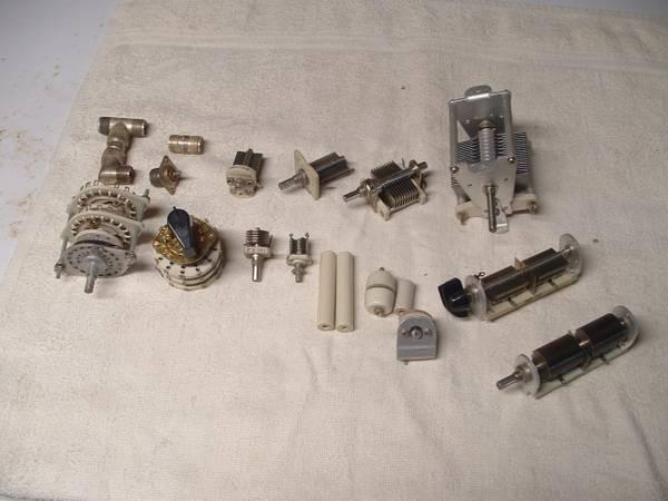 Photo Ham Radio parts - $30 (west windsor)