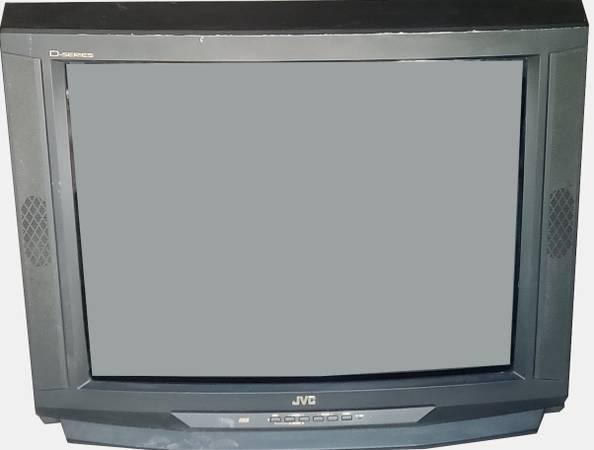 Photo JVC 32quot D-Series CRT TV - $40 (West Side Binghamton)