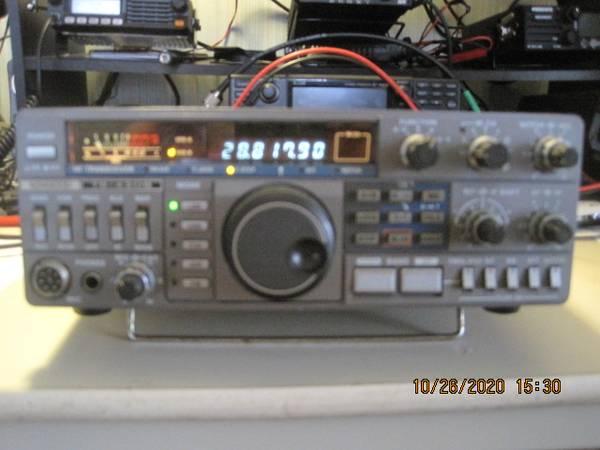 Photo Kenwood TS-430S HF ham radio - $450 (Sayre)