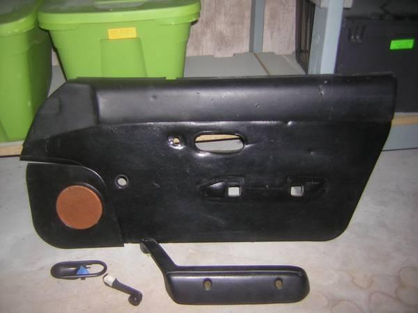 Photo NA Miata Passenger Interior Door Panel - $10 (Vestal)