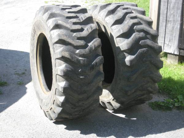 Photo New and Used Tractor Tires and Rims - $150 (Jeffersonville)