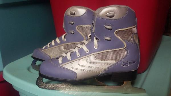Photo Price Reduced Lake Placid Brand Ice Skates - $12 (Marathon or Front Street)
