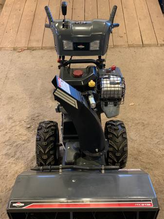 Photo Professional 32quot Walk Behind Snowblower 21.00 BS BRAND NEW - $1,400 (Mount Upton)