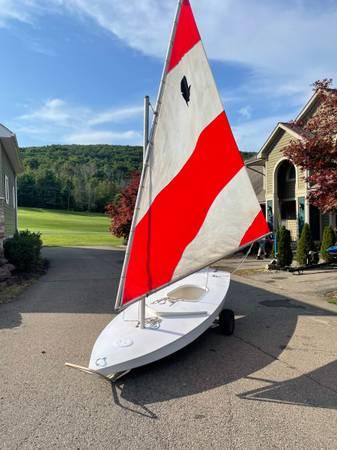 Photo Sunfish sailboat - $750 (Tunkhannock)