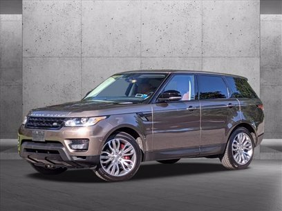 Photo Used 2014 Land Rover Range Rover Sport Supercharged for sale