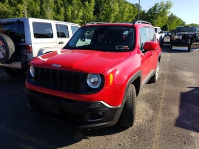Photo Used 2015 Jeep Renegade 4WD Latitude for sale