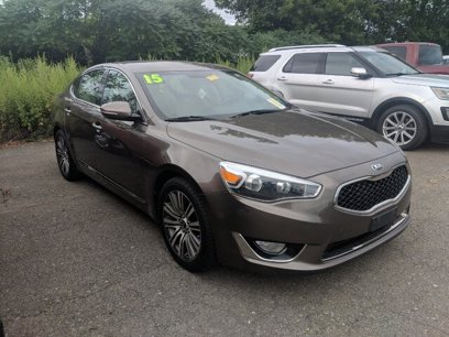 Photo Used 2015 Kia Cadenza Premium for sale