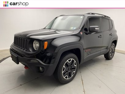 Photo Used 2017 Jeep Renegade Trailhawk for sale