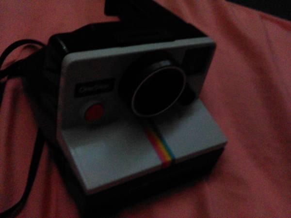 Photo Vintage Polaroid one step camera - $200 (Binghamton)