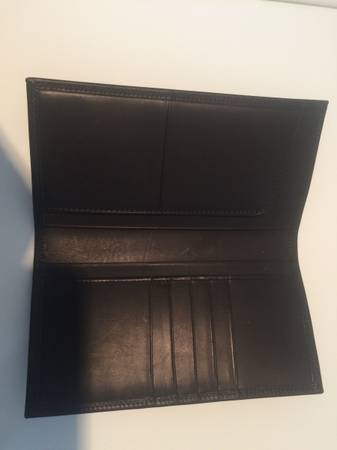 Photo Wallet, mens, by Coach - $50 (Vestal, NY)