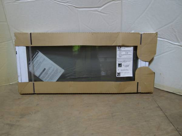 Photo Window LowE American Craftsman 32x15 - $30 (HARPURSVILLE)