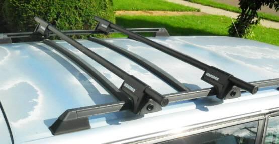Photo Yakima Roof rack for side rails, SUV, Van ,Wagon - $145 (Binghamton)