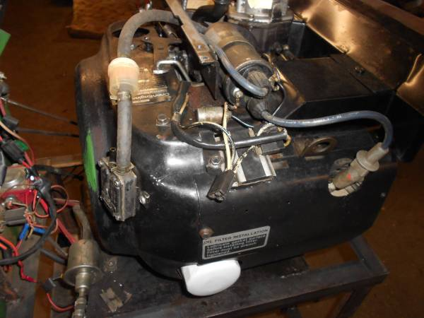 Photo onan engines for sale lawn tractor - $1 (groton)