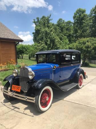 Photo 1931 Model A - $14,500 (blacksburg va)