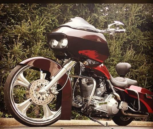 Photo 2000 Harley Davidson CVO Road Glide - $12,400 (Frankford)