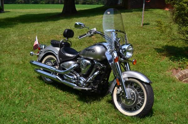 Photo 2003 YAMAHA ROADSTAR 1600 - $3,799 (East Bend, NC)