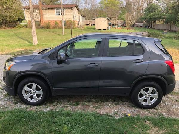 Photo 2016 Chevy Trax AWD...Low Mileage Great Condition - $12500 (Dublin)