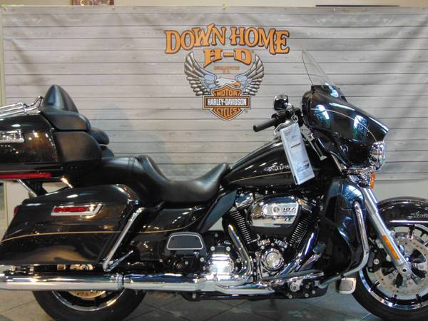 Photo 2017 HARLEY-DAVIDSON ULTRA LIMITED (Buy A Harley-Davidson For Only $99 Down)