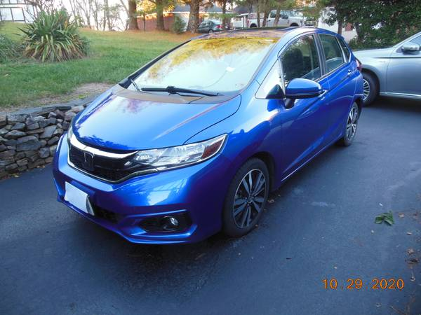 Photo 2018 HONDA FIT LX, Auto - Mint Condition - Original Owner - $16,500 (Christiansburg, VA)