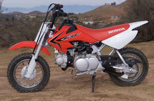 Photo 2020 Honda CRF50 - $1,699 (Summerfield)