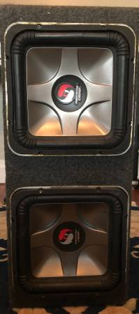 Photo 2 Limited Edition Kicker L7 Solo-Baric 12 Subwoofers with box - $350 (Lynchburg)