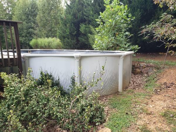 Photo Above ground pool - $200 (Asheboro)