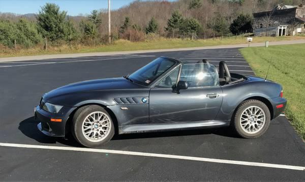 Photo BMW 2000 Z3 2.3 - $4,250 (Floyd)