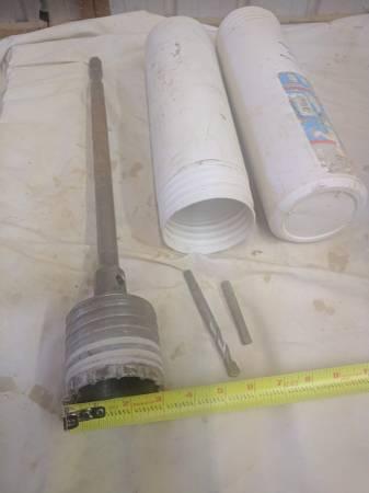 Photo Core drill - $100 (Christiansburg)