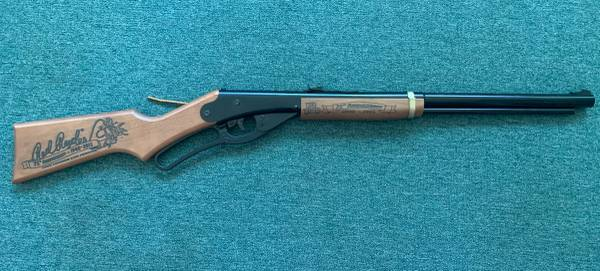 Photo Daisy 75th Anniversary Red Ryder BB Gun - $50 (Greensboro)