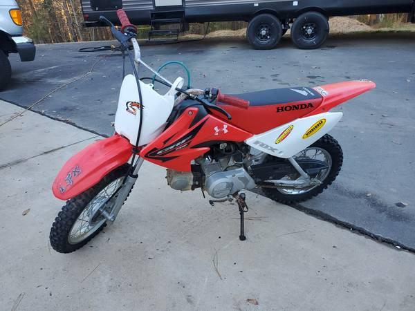 Photo Honda CRF 70F dirt bike - $1,200 (High Point)
