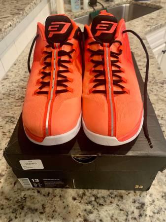 Photo Mens Nike Air Jordan Basketball Shoes - $60 (Clemmons)