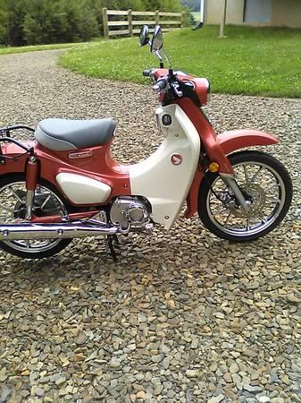 Photo NEW 2020 HONDA SUPER CUB MOTORCYCLE - $3,800 (Floyd)