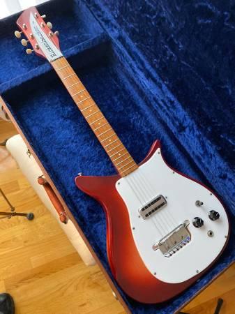 Photo Rickenbacker  Electro ES16 Guitar - $1,500 (Salem)