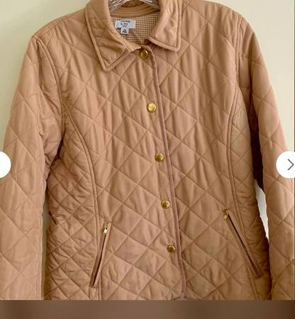 Photo SOLD Crown and Ivy Quilted Jacket - $20 (Blacksburg)