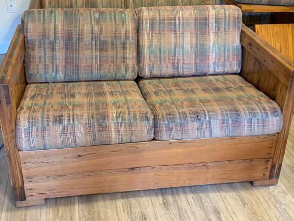 Photo This End Up couch, loveseat and end tables - $250 (Blacksburg)