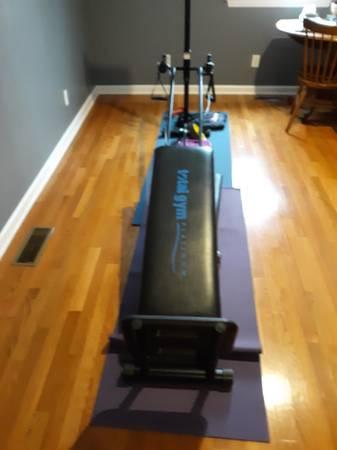 Photo Total gym - $150 (Floyd)